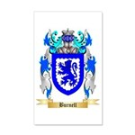 Burnell 35x21 Wall Decal