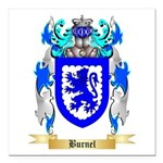 Burnel Square Car Magnet 3