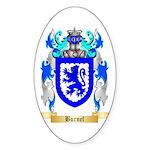 Burnel Sticker (Oval 50 pk)