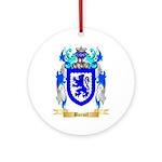 Burnel Ornament (Round)