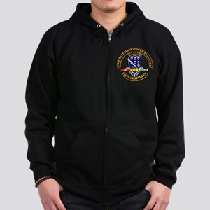 Army - 2nd Battalion, 506th Infantry Zip Hoodie (d