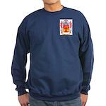 Burnand Sweatshirt (dark)