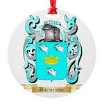 Burmeister Round Ornament