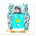 Burmeister Square Car Magnet 3