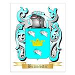Burmeister Small Poster