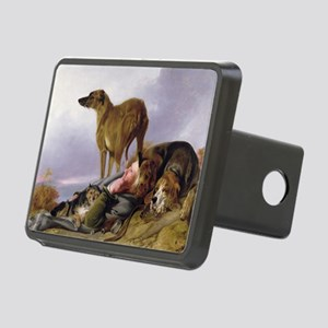 canvas) - Rectangular Hitch Cover
