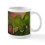 The Woods II Magenta Mug