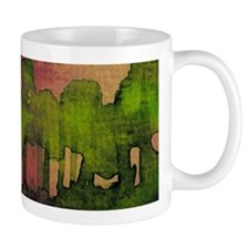The Woods II Magenta Mug