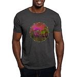 The Woods II Magenta Dark T-Shirt