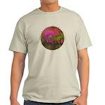 The Woods II Magenta Light T-Shirt
