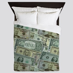 Easy Money Queen Duvet