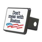 Dont Mess With Boston Hitch Cover