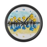 As Above So Below #13 Large Wall Clock