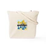 As Above So Below #13 Tote Bag