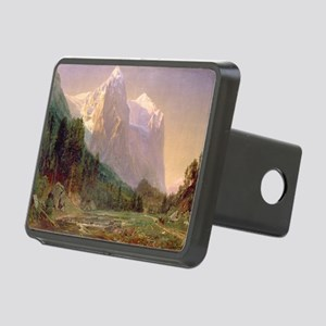 n, 1858 (oil on canvas) - Rectangular Hitch Cover