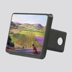 Old Provence, 1993 - Rectangular Hitch Cover