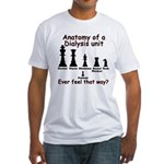 Chessmen Fitted T-Shirt