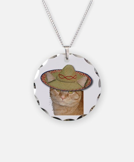 Cinco de Gato Necklace