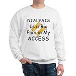 Big Pain In My Access Sweatshirt