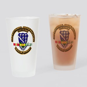 Army - 3rd Battalion, 506th Infantry Drinking Glas