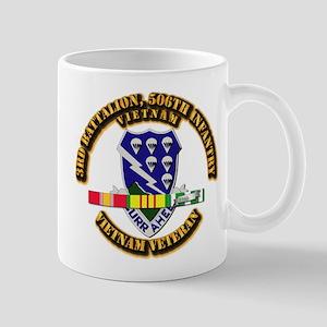 Army - 3rd Battalion, 506th Infantry Mug