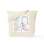 Dialysis Prayer Tote Bag