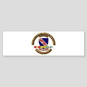 Army - 1st Battalion, 508th Infantry Sticker (Bump