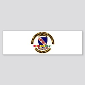 Army - 1st Battalion, 508th Infantry Sticker (Bump