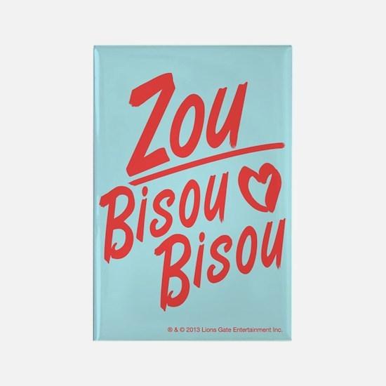 Zou Bisou Bisou Magnet