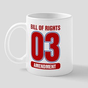 3rd Amendment Mug