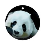 Pandamonium Ornament (Round)