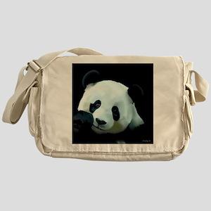 Pandamonium Messenger Bag