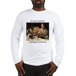 Brush Rabbit Long Sleeve T-Shirt