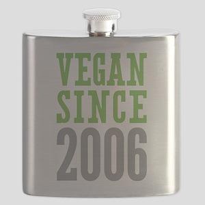 Vegan Since 2006 Flask