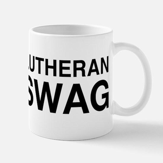 Cute Lutheran logo Mug