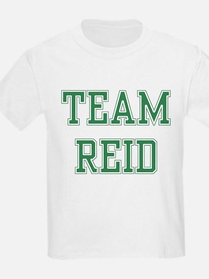 TEAM REID  Kids T-Shirt