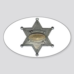Junior Sheriff Sticker