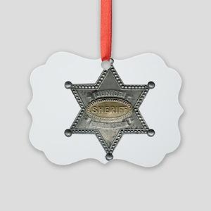 Junior Sheriff Ornament