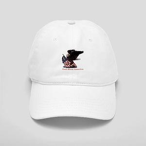 God Bless America Eagle Cap