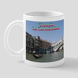 Venice the most serene Mug
