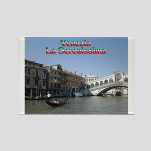 Venice the most serene Rectangle Magnet