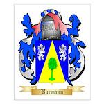 Burmann Small Poster