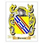 Burman Small Poster