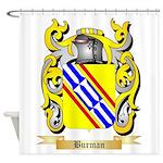 Burman Shower Curtain