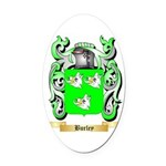 Burley Oval Car Magnet