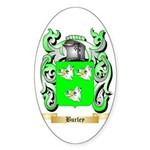 Burley Sticker (Oval 50 pk)