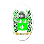 Burley 35x21 Oval Wall Decal