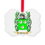 Burley Picture Ornament