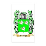Burleigh Sticker (Rectangle)