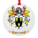 Burkhead Round Ornament